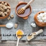食べ物を変えると3か月で体は変わる:白砂糖で体が冷える!?:冷え改善 vol.3